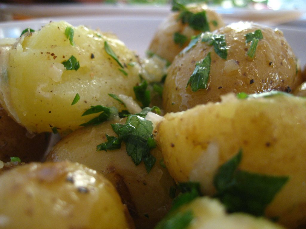 Carb-cycling - Potatoes