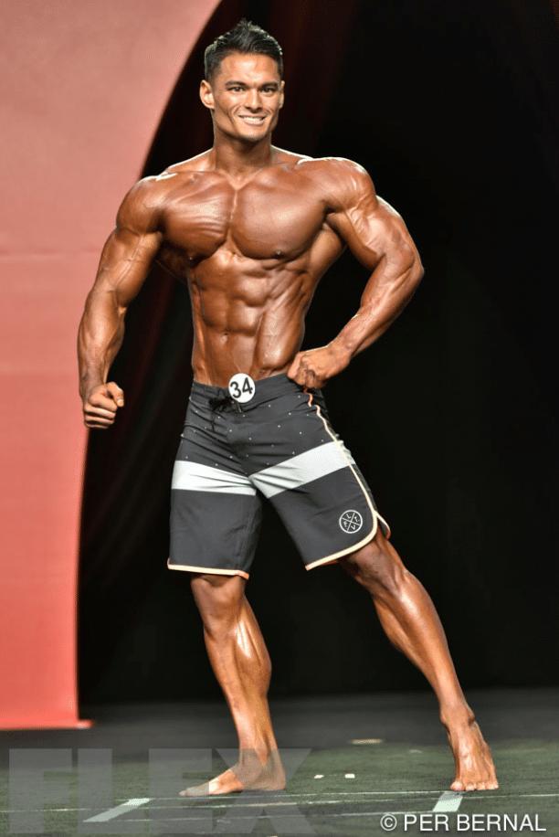 Men's Physique Competition