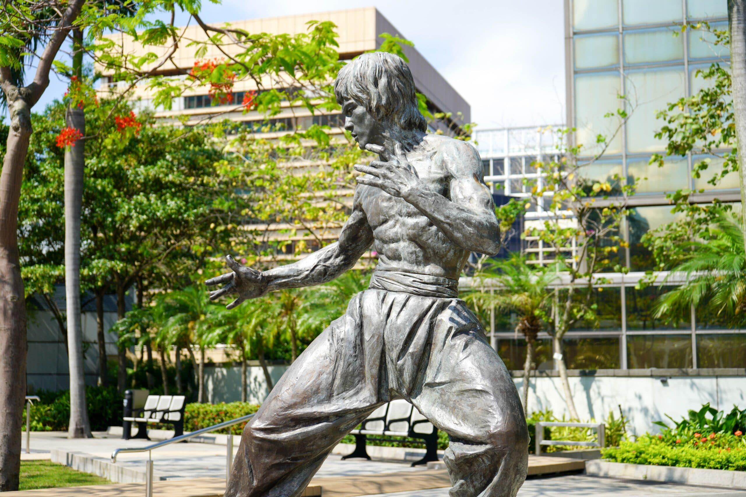 Bruce Lee Body